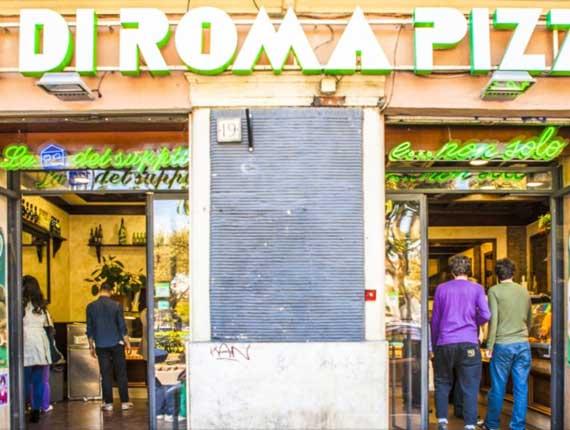 La casa del supplì - Re di Roma Pizza