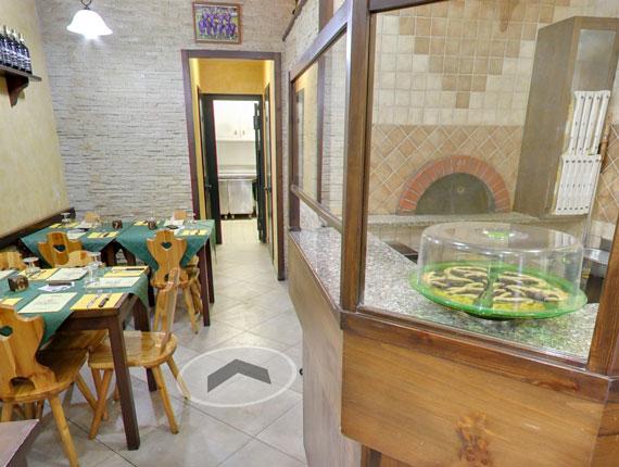 Pizzeria il Fiorentino (Roma - Pigneto)