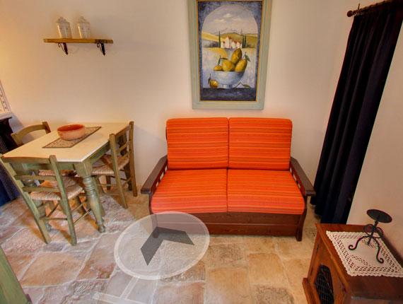 """Trulli La Zisa (Casa Vacanze) - Appartamento """"L'Alcova"""""""