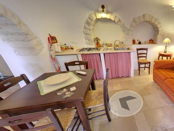 Trulli '800 (Casa Vacanze) Appartamento Lancillotto