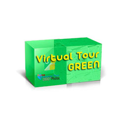 Virtual Tour GREEN Pack