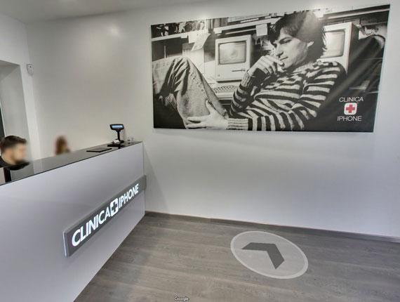 Clinica iPhone Roma Monteverde
