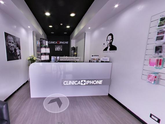 clinica iPhone roma prenestina